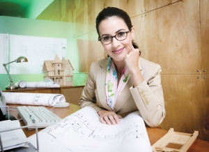 Woman Architect